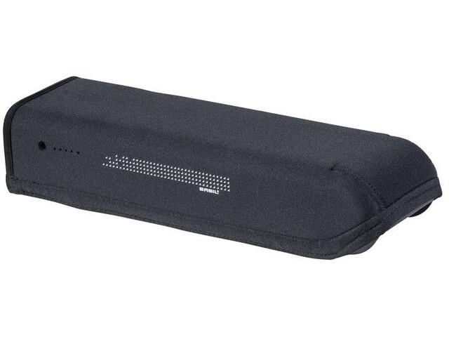Basil Battery Cover for Shimano Steps Rear Rack Battery, black